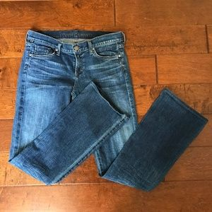 Citizens of Humanity Kelly low rise bootcut • 29